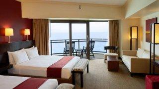 アウトリガーホテルベッドルーム