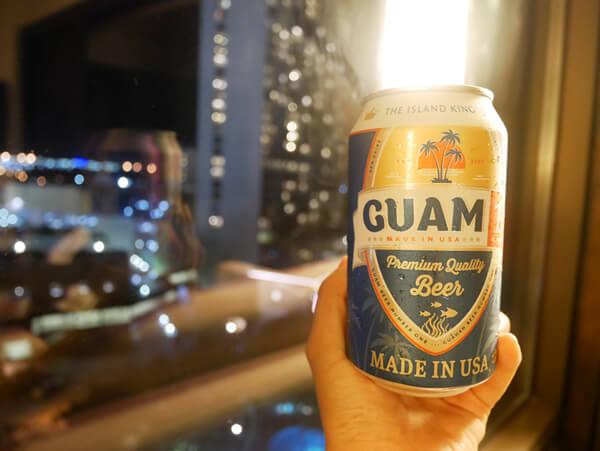 GUAMビール