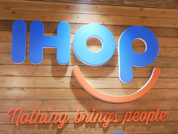 IHOP THEプラザ店