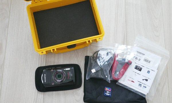 防水カメラレンタル