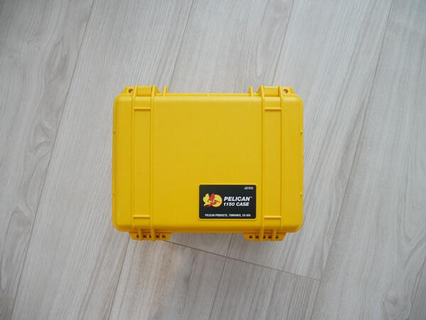 防水カメラレンタルケース