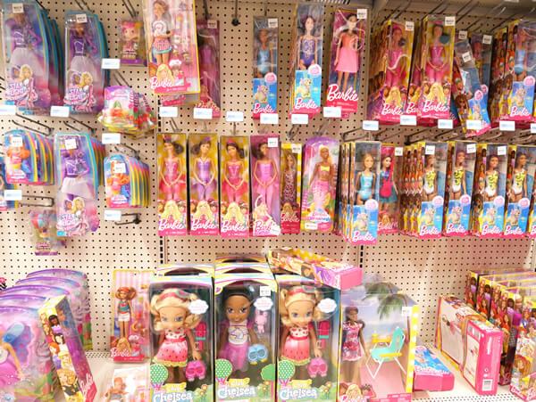 Kマート おもちゃコーナー