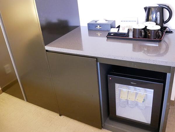 アベンツリーホテル釜山 冷蔵庫