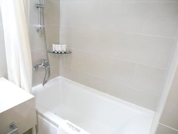 アベンツリーホテル釜山 お風呂