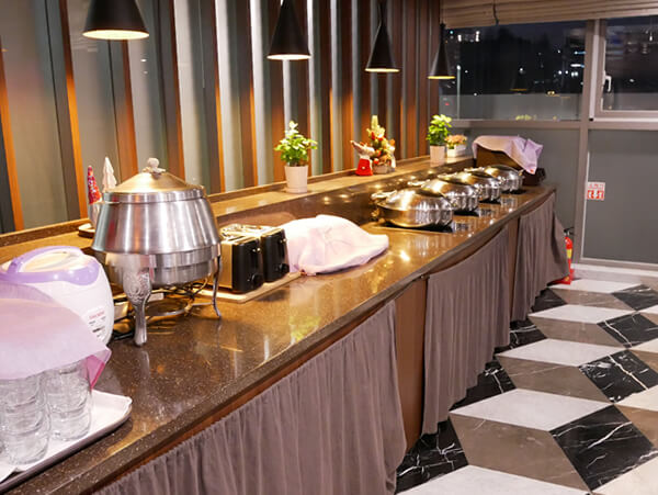 アベンツリーホテル釜山 朝食会場