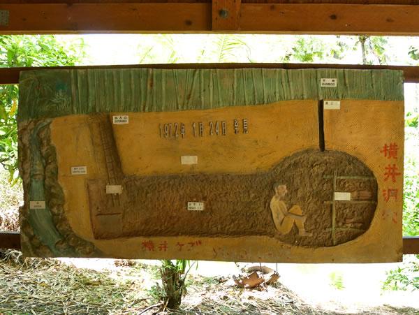 タロフォフォの滝 横井さん