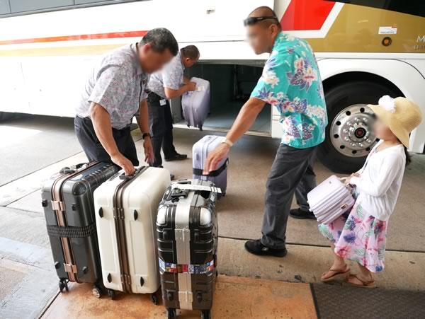 レオパレスリゾートグアム無料シャトルバス