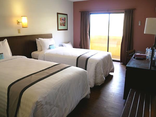 グアムプラザホテル トリプルルーム