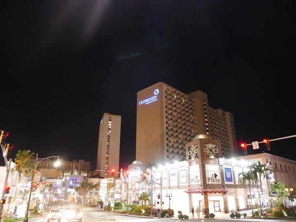 夜のタモン