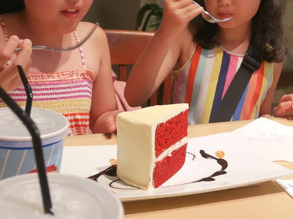 プロア ケーキ