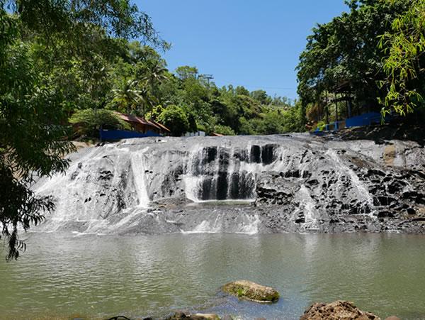 タロフォフォの滝 第二の滝/Falls#2