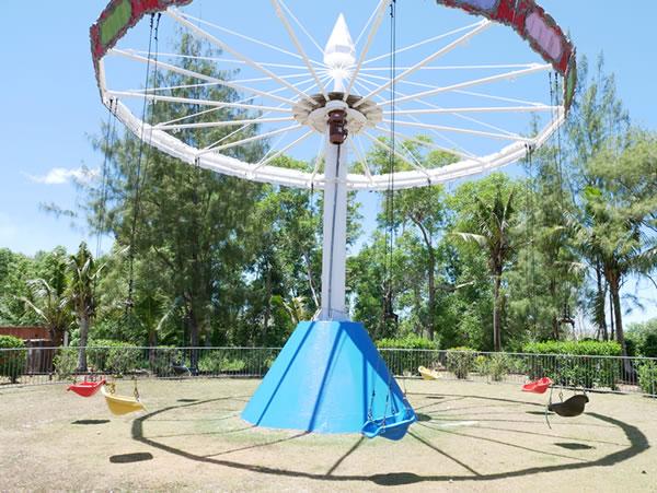 タロフォフォの滝公園 遊園地