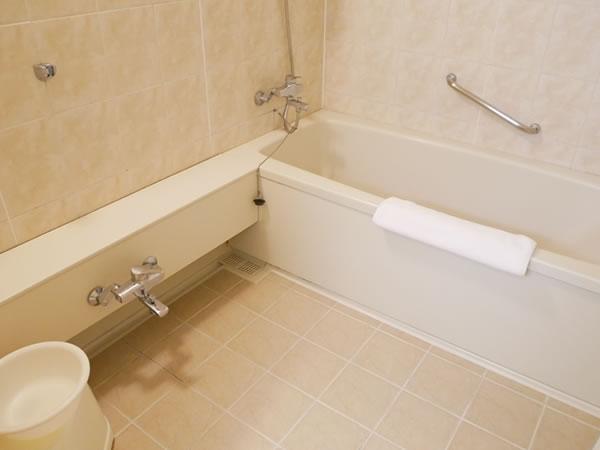 レオパレスリゾートグアム ツインルームお風呂