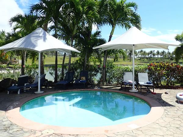 レオパレスリゾートグアムのホテルプール/幼児用プール