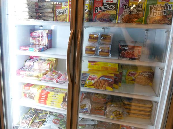 レオマート 冷凍食品