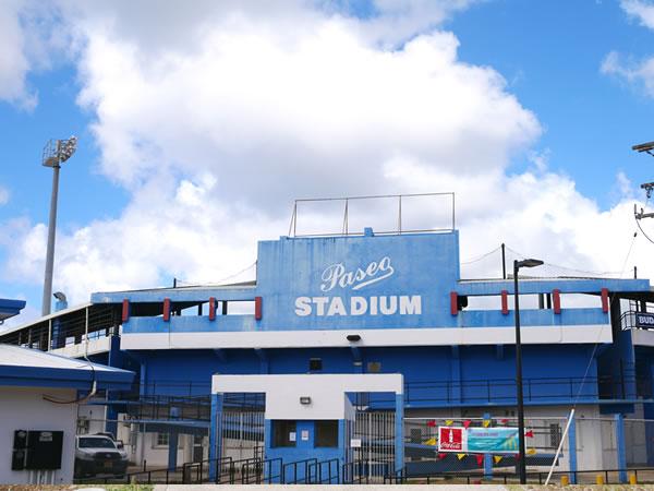 グアムパセオ球場