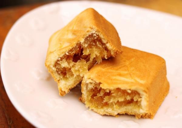 台湾のパイナップルケーキ