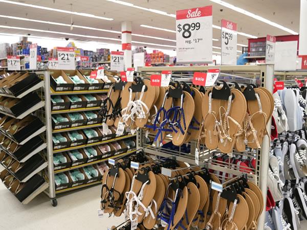 Kマート靴
