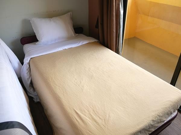 グアムプラザホテルのエキストラベッド