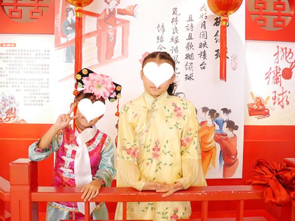 郭元益お菓子博物館見学