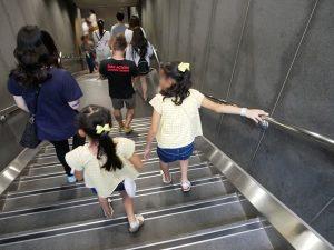 中山駅3番出口