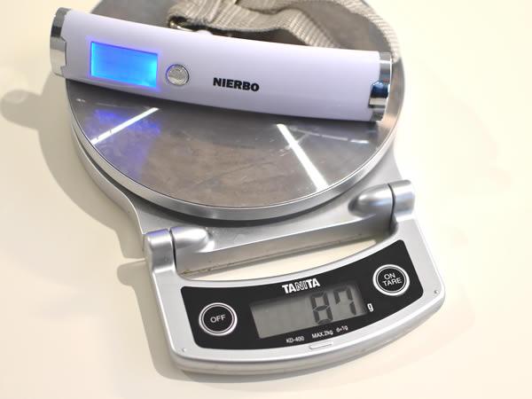 スーツケース測りの重さ