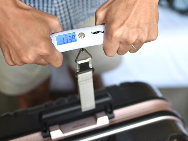 スーツケース測りの使い方