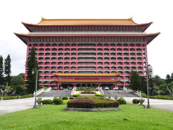 圓山大飯店(グランドホテル)