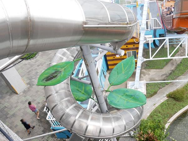 台北市児童新楽園の滑り台