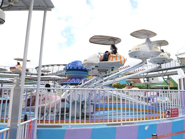 台北児童新楽園のアトラクション