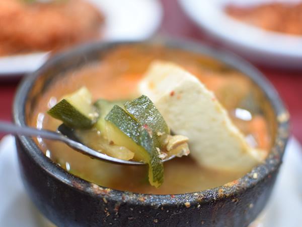 トルゴレの韓国風味噌汁