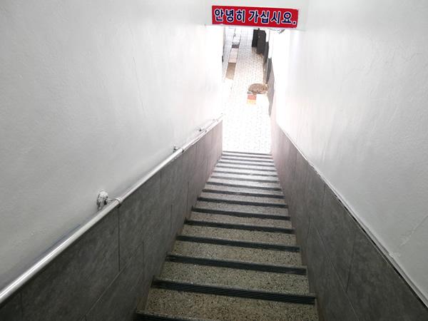 トルゴレの入口
