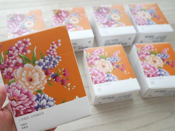 台湾新光三越購入の烏龍茶